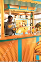 3_star_calodyne_sur_mer_hotel_barman_at_work.jpg