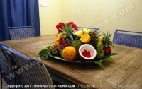 2_star_hotel_klondike_hotel_room_fruit_display.jpg