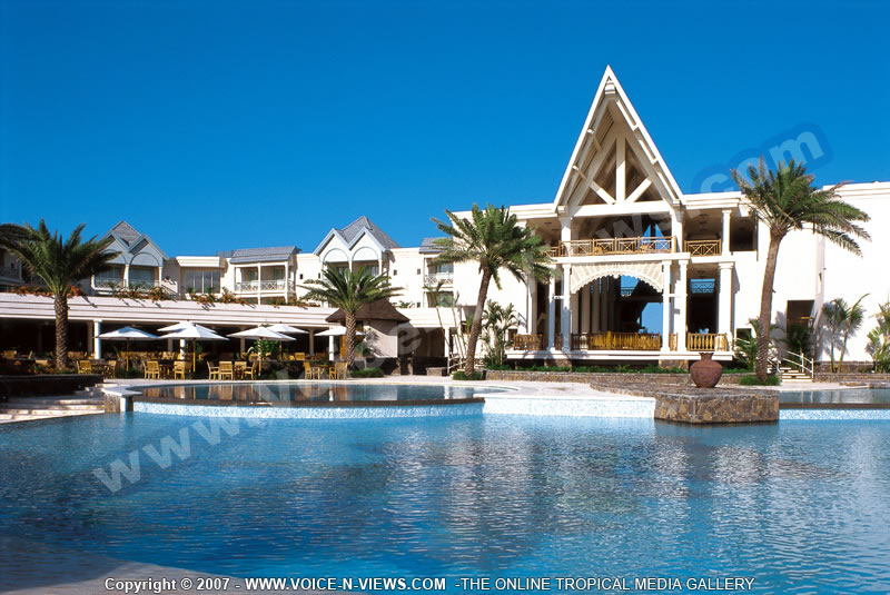 Hotels In Mauritius 5 Star The Residence Hotel